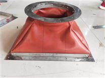 304不锈钢法兰耐高温通风管生产
