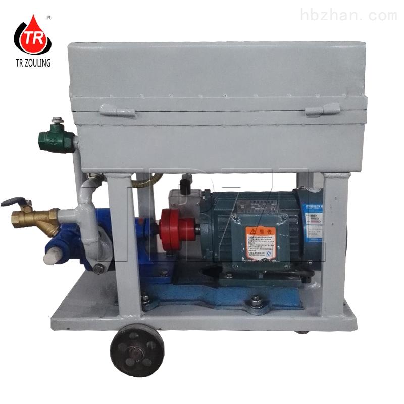 TR/BK-50Z水电站透平油板框滤油机