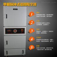 MCJC-7500铜件加工铜滤筒粉尘吸尘器