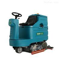 M20洁乐美驾驶式洗扫一体机商用清洗车