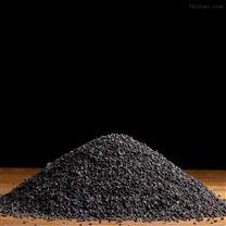 锰砂滤料 除铁除锰去黄净化水质过滤料