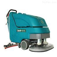 YSD-660洁乐美双刷手推式全自动洗地机