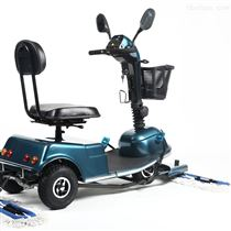 C901尘推车电动驾驶保洁尘推车