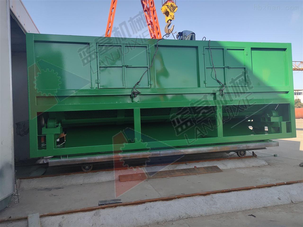 扬州实用型生活垃圾处理设备全封闭处理
