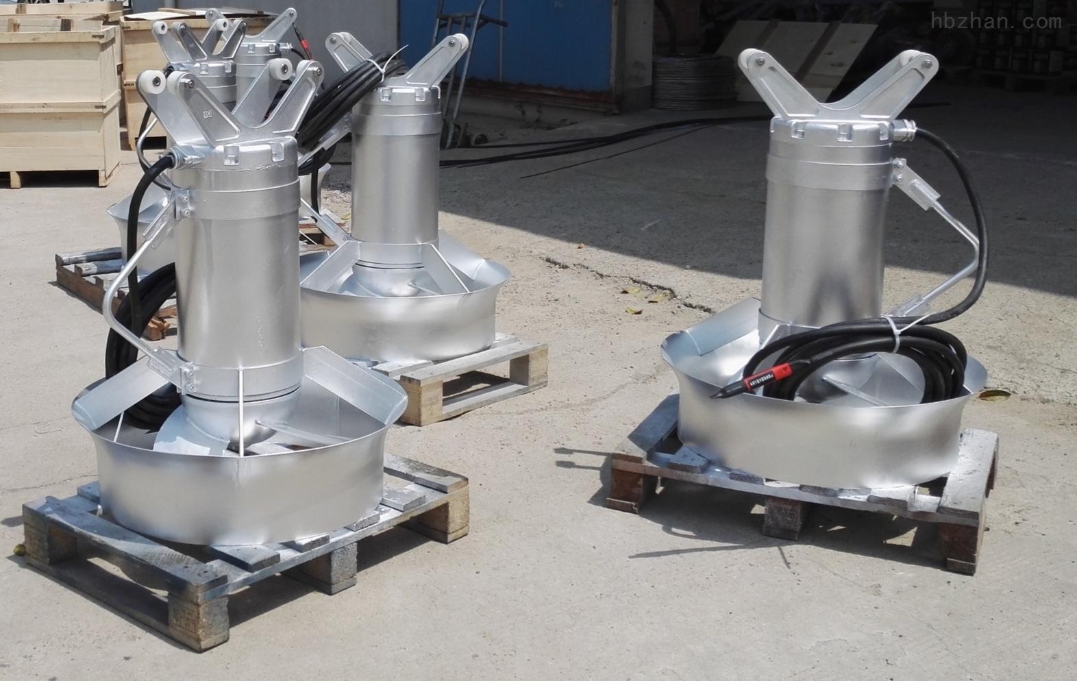 不锈钢潛水攪拌機