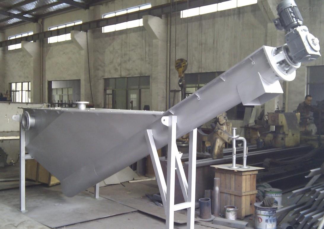 无轴螺旋砂水分离器产品