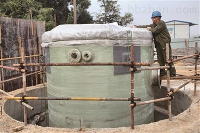 南昌农村污水泵站