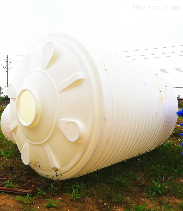 40吨塑料水箱 盐酸储罐