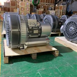 双叶轮高压旋涡气泵