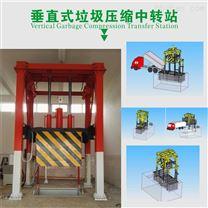 三缸四柱垃圾壓縮箱 校區 型號 結構 參數