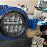 电动碳钢型法兰蝶阀