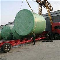 玻璃钢/聚氯乙烯(FRP/PVC)复合储罐