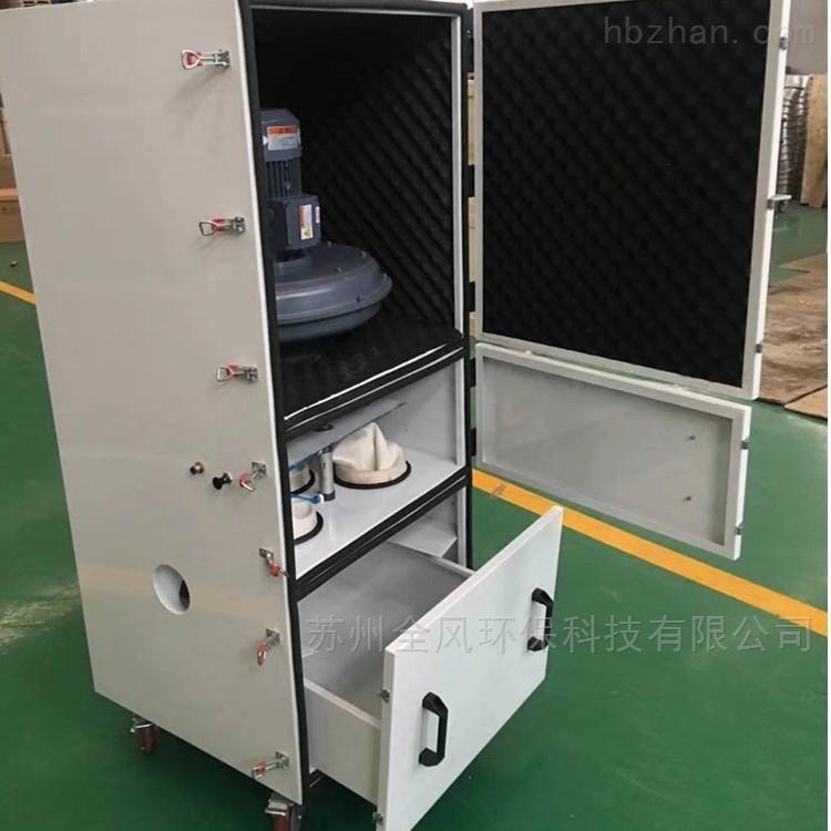 JC-1500工业布袋集尘机