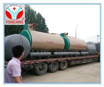 河南永兴锅炉集团供应700kw燃气导热油炉