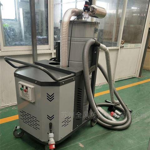 水泥厂地面粉尘高压脉冲吸尘器