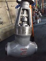 200C高压焊接截止阀