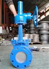耐磨電動不鏽鋼刀型閘閥PZ973W-10P DN300