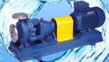 耐腐蚀氟塑料离心泵