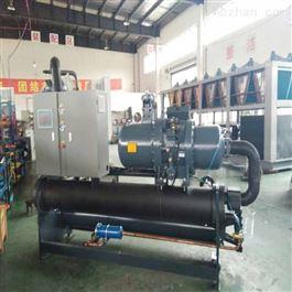 120P风冷式螺杆冷水机