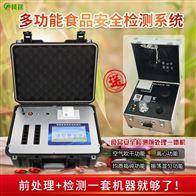 FT-G1200多功能食品安全检测仪