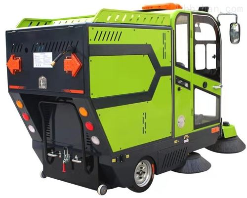 环保电动扫地车