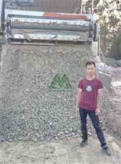 工程打桩泥浆脱水设备