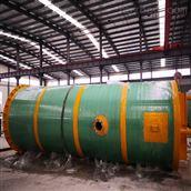 厦门一体化预制泵站玻璃钢提升泵站保障