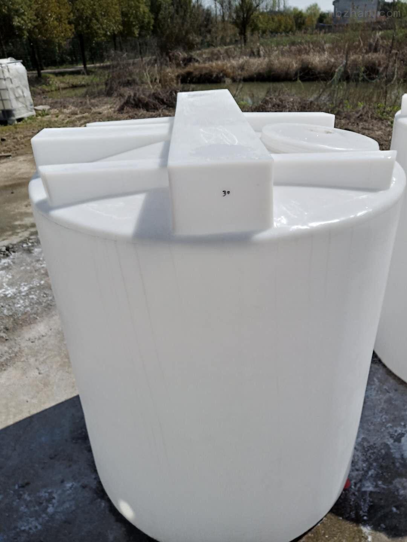谦源2吨塑料加药桶 苛性钠储罐