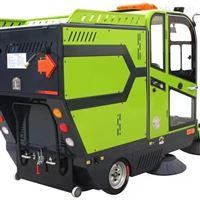 电动商场清扫车