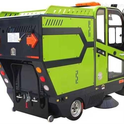 驾驶式环保扫地车