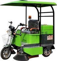 电动工业扫地车