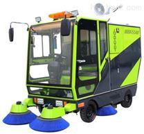 驾驶式小区电动扫路车