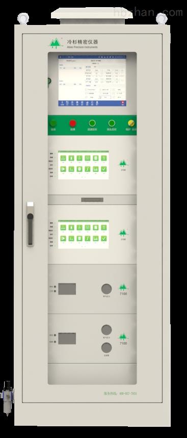 硫化氢连续监测系统