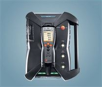 testo 350 煙氣分析儀分析箱 - 藍色新版
