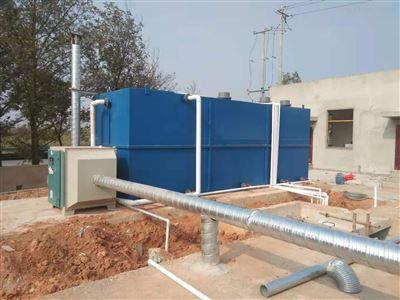 RC居民生活污水处理设备定制