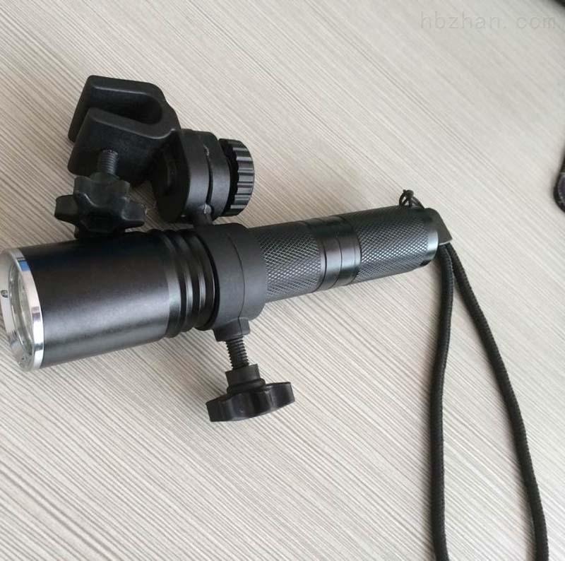 BW7500BC铪合金外壳LED充电防爆强光手电筒