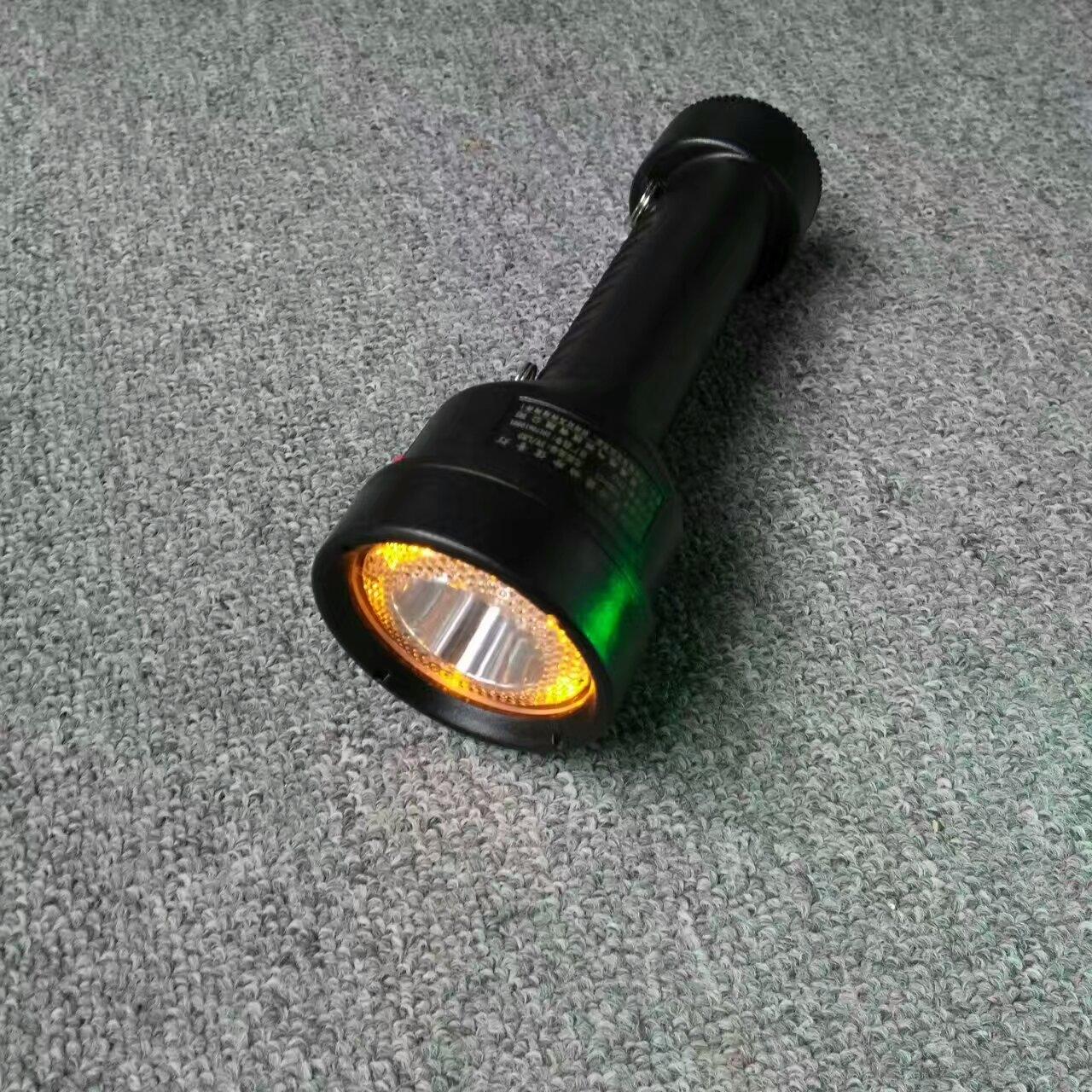 YBSD-11袖珍信号灯铁路三色防爆电筒