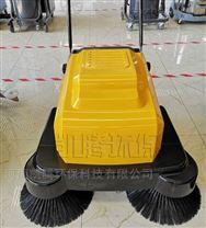周口手推式电动扫地机工厂车间仓库清扫机
