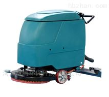 安阳手推洗地机保洁擦干机商场电动吸干机