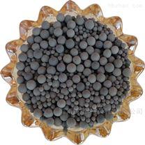 水机调节用高碱功能球 钙碱球水处理滤料