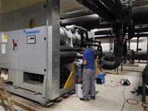 上海特源制冷 地源热泵机组保养