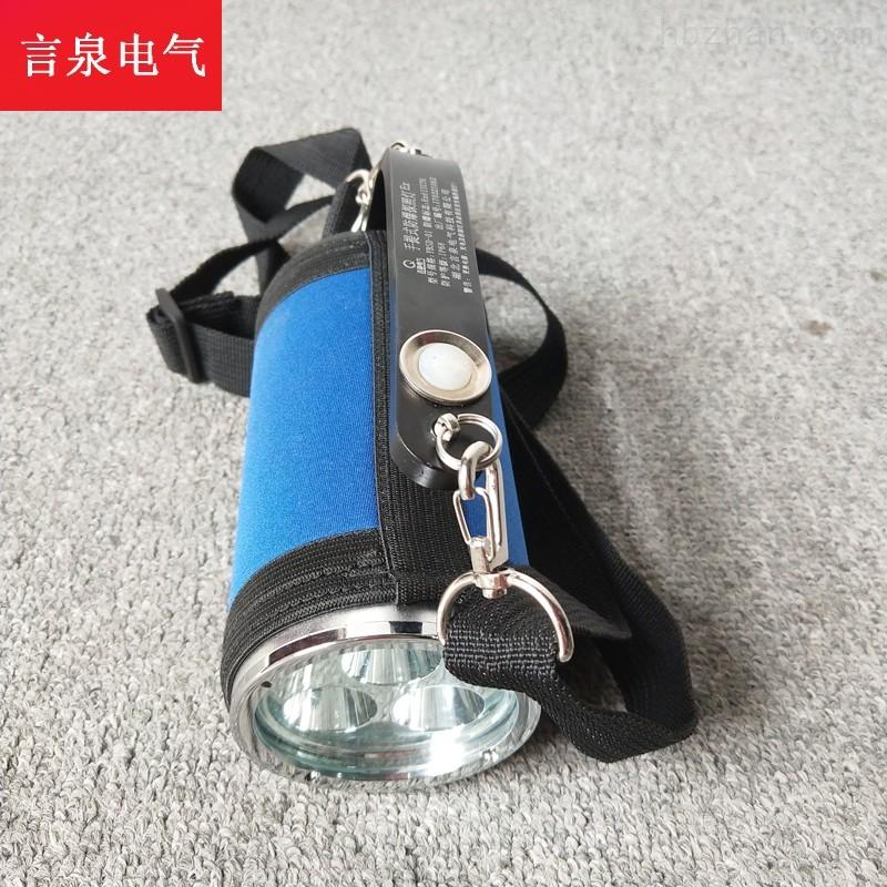 BWJ8310A手提防爆探照灯LED4*3W强光手电筒