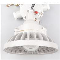 BZD91防爆LED工厂灯油库弯管投光灯120W吊灯