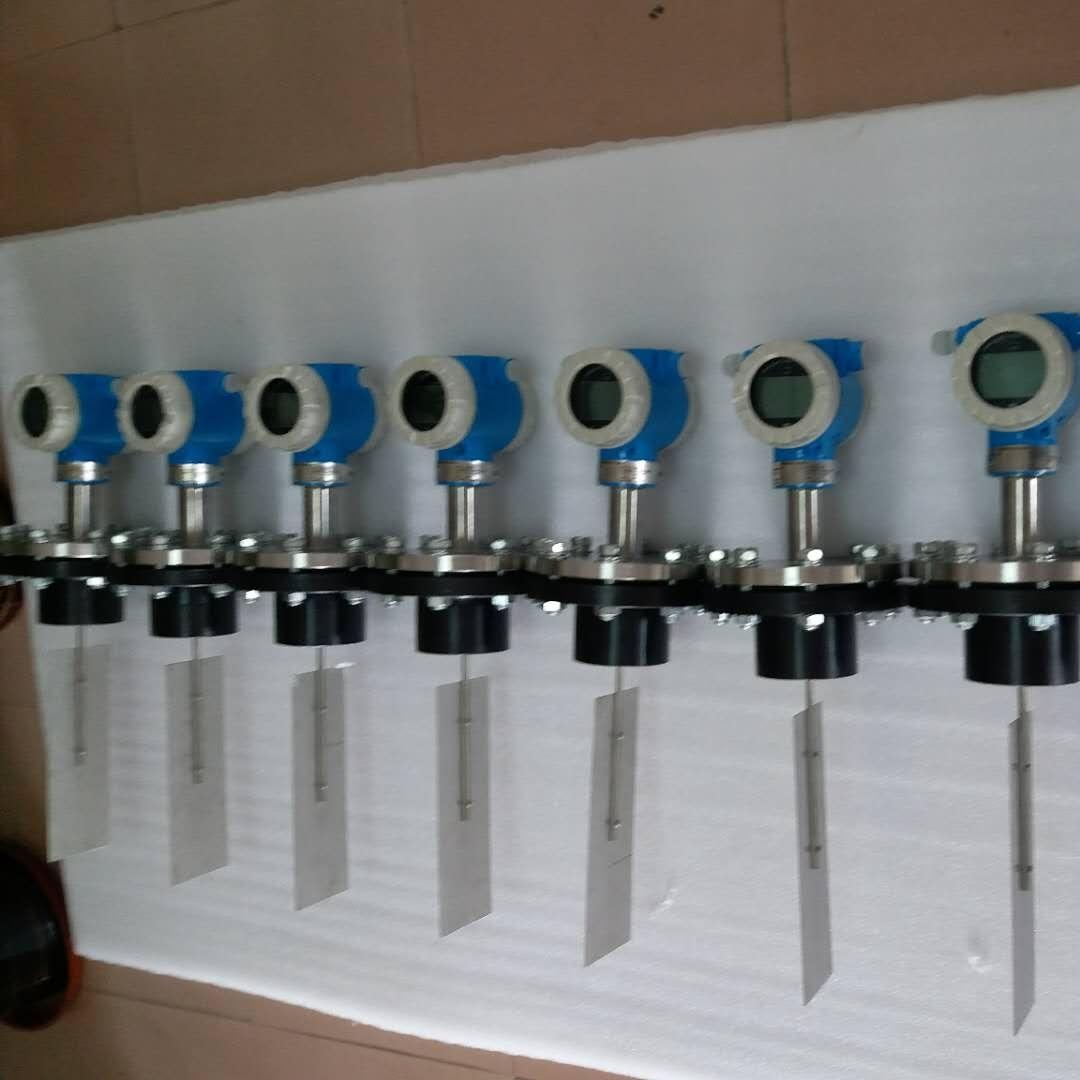 液压油靶式流量计