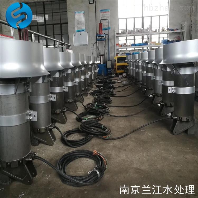 QJB4/6-400/3-980曝气池混合搅拌机