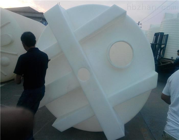 连云港8立方塑料搅拌罐 氯化钡储罐