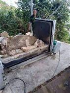wfs牲畜家禽焚烧炉无烟无味达标排放