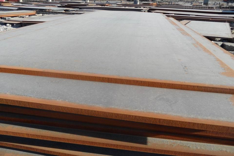 Q355NH耐候钢板可切割