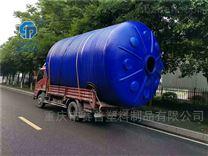 40立方平底稀酸防腐储罐 水处理厂专用