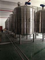 石榴醋饮料加工设备小型果醋生产线